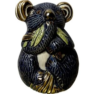 De Rosa Artesania Rinconada Koala Bear Figurine